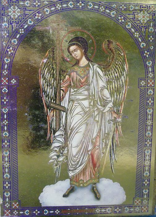Ange Gardien dans images sacrée AngeloCustode1